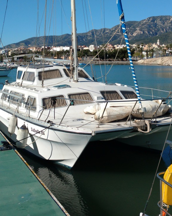 10m Catalac Catamaran~ For Sale (Sold) | Scheuer Adventures
